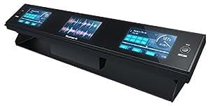 Numark Dashboard | 3-Screen Full-Color Display Add-On for Serato DJ Controllers (Official Serato DJ Accessory)