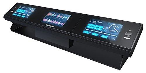 Numark Dashboard – Sistema con 3 pantallas para controlador DJ, accesorio oficial para Serato DJ
