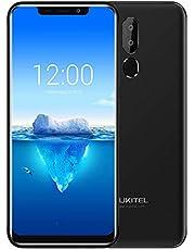 "Smartphone Oukitel C12 Pro 4G 6.18"" 19:9 Android 8.1 Face ID 2GB RAM 16GB ROM 3300mAh Mobile Phone MT6739 Quad Core Fingerprint"