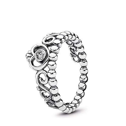 PANDORA My Princess Ring, Silver