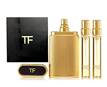 Amazon.com  Tom Ford Noir Pour Femme Perfume Atomizer 3-Pcs 0.17 oz ... 95050932aea1