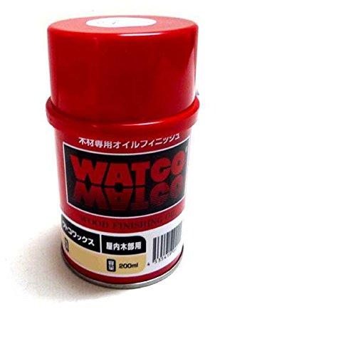 浸透性塗料 ワトコ オイル W-11 ドリフトウッド 200ml