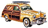 Ford Woody Station Wagon, 350 Piece 3D Jigsaw Puzzle Made by Wrebbit Puzz-3D