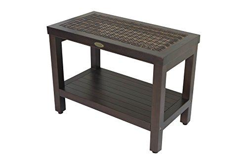 Table Mahogany Rattan (Classic 24