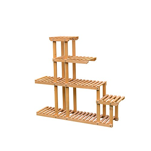Leisure Season PS3710 Multi Tier Plant Stand by Leisure Season