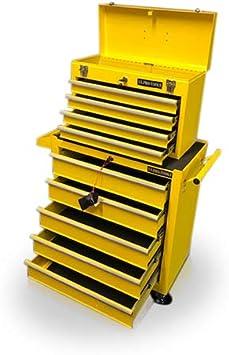 131 Profi carro de herramientas caja de herramientas con ruedas ...