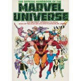 Official Handbook of the Marvel Universe, Mark Gruenwald and Sanderson, 087135215X
