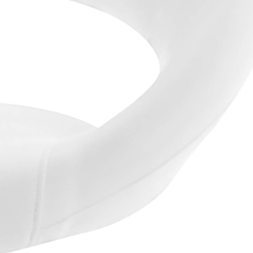 bianco Movian Thun Sedia da scrivania 53 x 53 x 89 cm Brand Lu x La x A