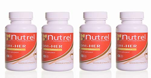 DIVI HER, 4 Bottles 240 CAPS Weight Loss Helps Control Appetite and Food Cravings by DIVI-HER (Image #4)