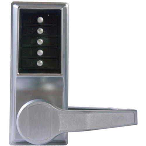 Simplex Push Button Lock Knob - 6