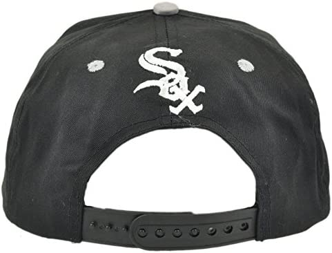 MLB Chicago White Sox Vintage Old School gorra de visera sombrero ...