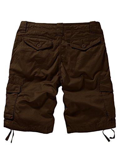 Buy brown boy shorts