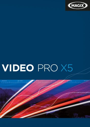 Video Pro X5 [Download] by MAGIX