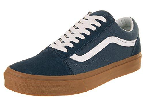 Vans Unisex Old Skool Skate Schuh Reflektierender Teich / Gummi