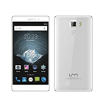 UMI Fair - 4G LTE Smartphone (5.0 HD IPS Pantalla, 64 Bite Quad ...