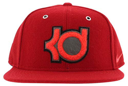 (Nike Mens KD Pro Wool Red Adjustable Hat)