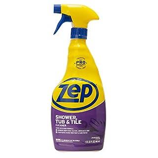 Zep Shower Tub and Tile Cleaner, 32 oz ZUSTT32PF, 32 Fl Oz