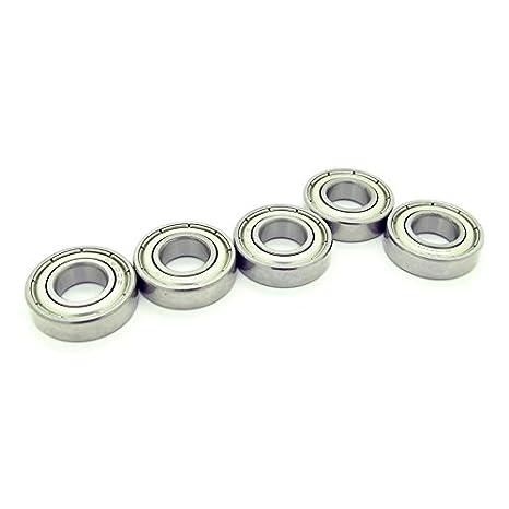 Metal Shielded Ball Bearing Bearings 6900z 10*22*6 10x22x6mm 10 PCS 6900ZZ