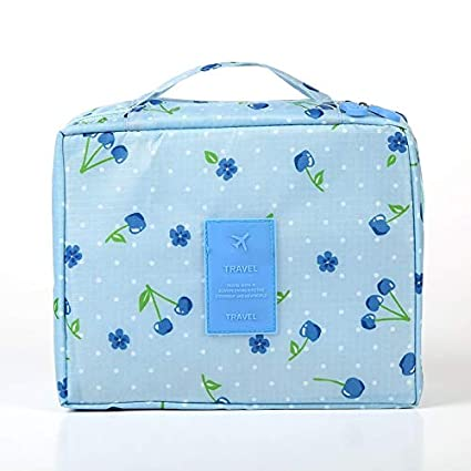 Image Unavailable. Image not available for. Color  FelixStore New Travel  Fashion Women Cosmetics Cosmetic Bag Beautician Storage Bags ... a15737470a93a