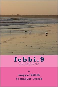 olcsó könyvek 12.9: febbi: Volume 12 (olcsó könyvek sorozat)