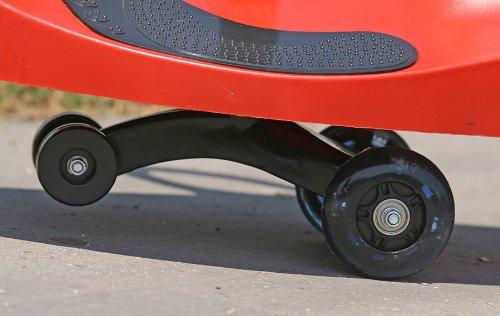 RIRICAR Red - Bicicleta sin pedales para niños, Coche correpasillos, Ruedas de poliuretano: Amazon.es: Juguetes y juegos