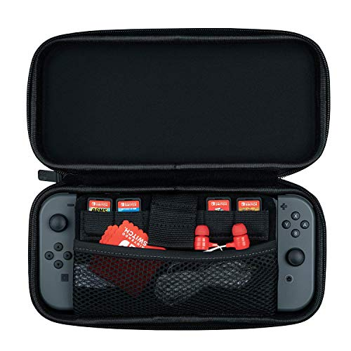 Nintendo Switch Pokemon Poke Ball Slim Travel Case for Console and Games by PDP, 500-112