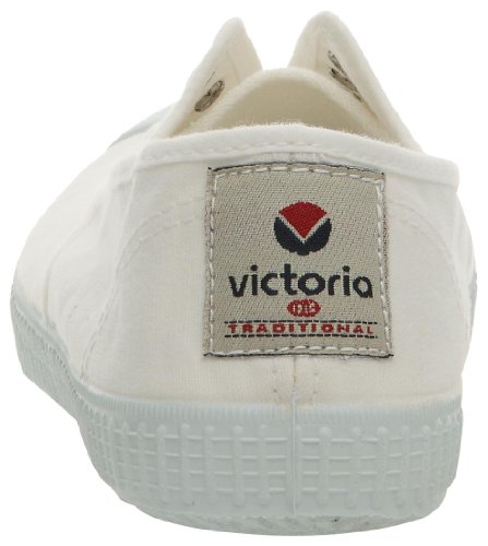 pour blanc Tenido Inglesa femme Punt Elastic blanco baskets Victoria blanches 7Y1Cq7Uw