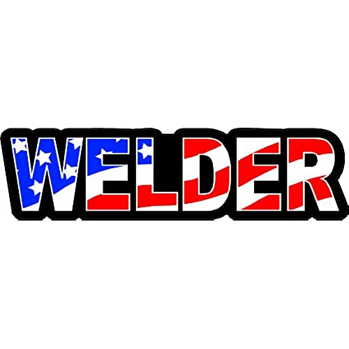 Welding decals and stickers amazon com