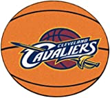 Fanmats Sports Team Logo NBA - Cleveland Cavaliers Basketball Mat