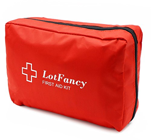 LotFancy Survival Emergency Supplies Backpack