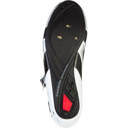 Northwave Fighter s.b.s. Zapatos bicicleta de carreras Blanco/Plata 2013, unisex, blanco, 40 EU