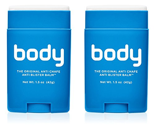 Bodyglide Original Anti-Chafe Balm (2-Pack, 1.5-Ounce)