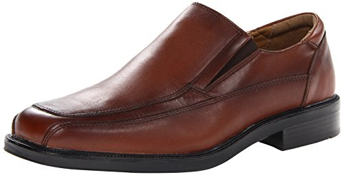Dockers Men's Proposal Leather Slip-on Loafer Shoe,Tan,11.5 M US
