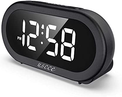 USCCE Alarm Clock Brightness Sounds product image