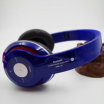 Amazon.com: stn-16 Wireless Bluetooth Headset Earphone ...