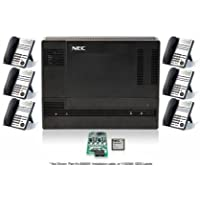 NEC 1100005 Sl1100 Quick-start Kit Intro