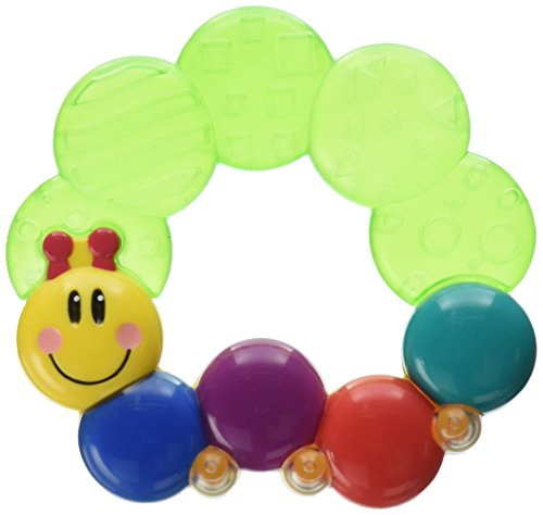 Baby Einstein Caterpillar (Baby Einstein Teether-pillar Toy,colors may vary (Products Sold Individually))