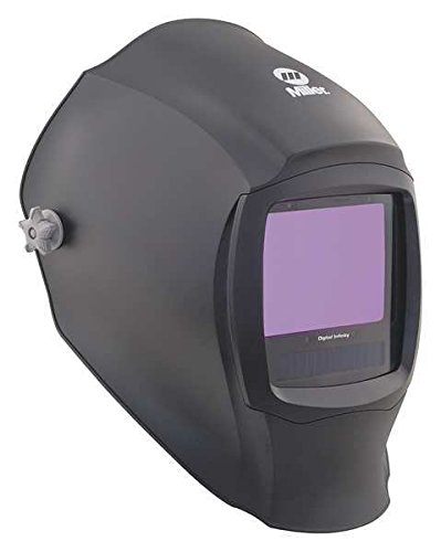 Miller 280045 Black Digital Infinity Series Welding Helmet with Clear by Miller Electric
