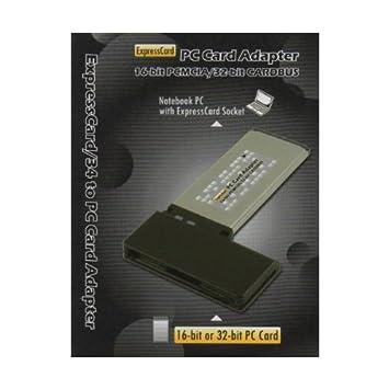 Amazon.com: digigear 16bit/32 Bit Cardbus PCMCIA PC Card a ...