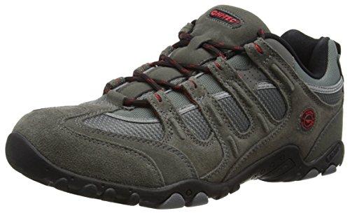 - Hi-Tec Quadra Classic Walking Shoes - 8 - Grey