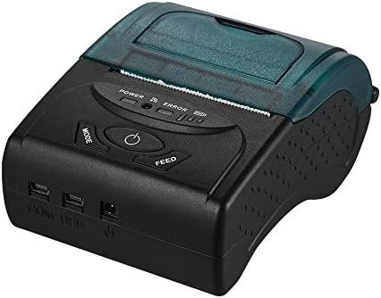 Aibecy Bluetooth 4.0 Mini Impresora térmica inalámbrica ...