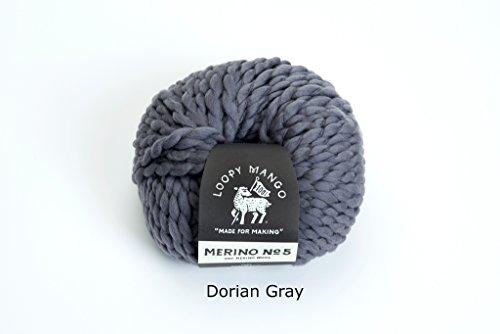 Loopy Mango DIY Kit - Her Cowl (Dorian Gray) by Loopy Mango (Image #5)