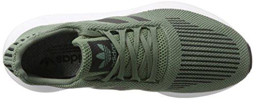 Adidas Uomini Swift Run Scarpe Da Corsa Multicolore (traccia Carico Incontrato. F17 / Nucleo Nero / Bianco Ftwr)