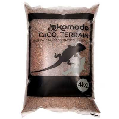 pet-essentials Komodo Caco desprender Vivarium embalaje Arena (ecológico)