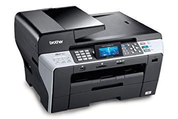 Brother MFC-6490CW Scanner Drivers Windows XP