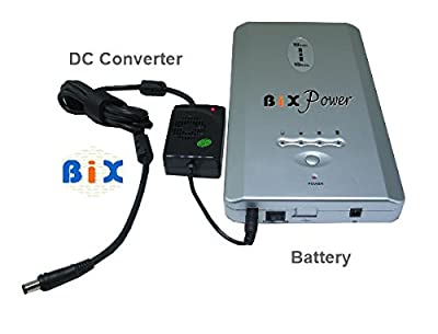 BiXPower Super High Capacity (159 Watt-hour) Rechargeable Battery for ResMed AirSense 10 CPAP Machine CP170-S10