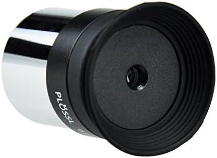 Solomark Optics Teleskop-Okular, 3,2 cm, blauer Film, vollständig beschichtet, Gewinde für Standard-Astronomie-Filter (32 mm Plossl)