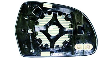 TarosTrade 57-0790-L-50601 Vetro Specchietto Retrovisore Riscaldabile Dopo Il 2010 Lato Sinistro