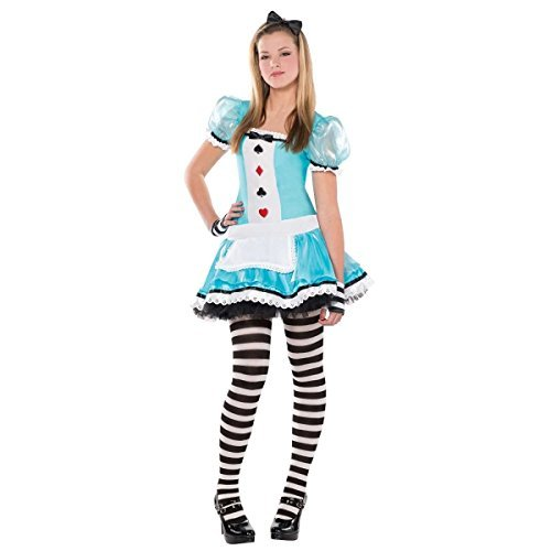 Clever Alice Costume - Age 12-14 - 1 PC by Star Online by Star Online