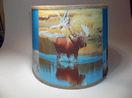 Wildlife Lamp Shades - 6